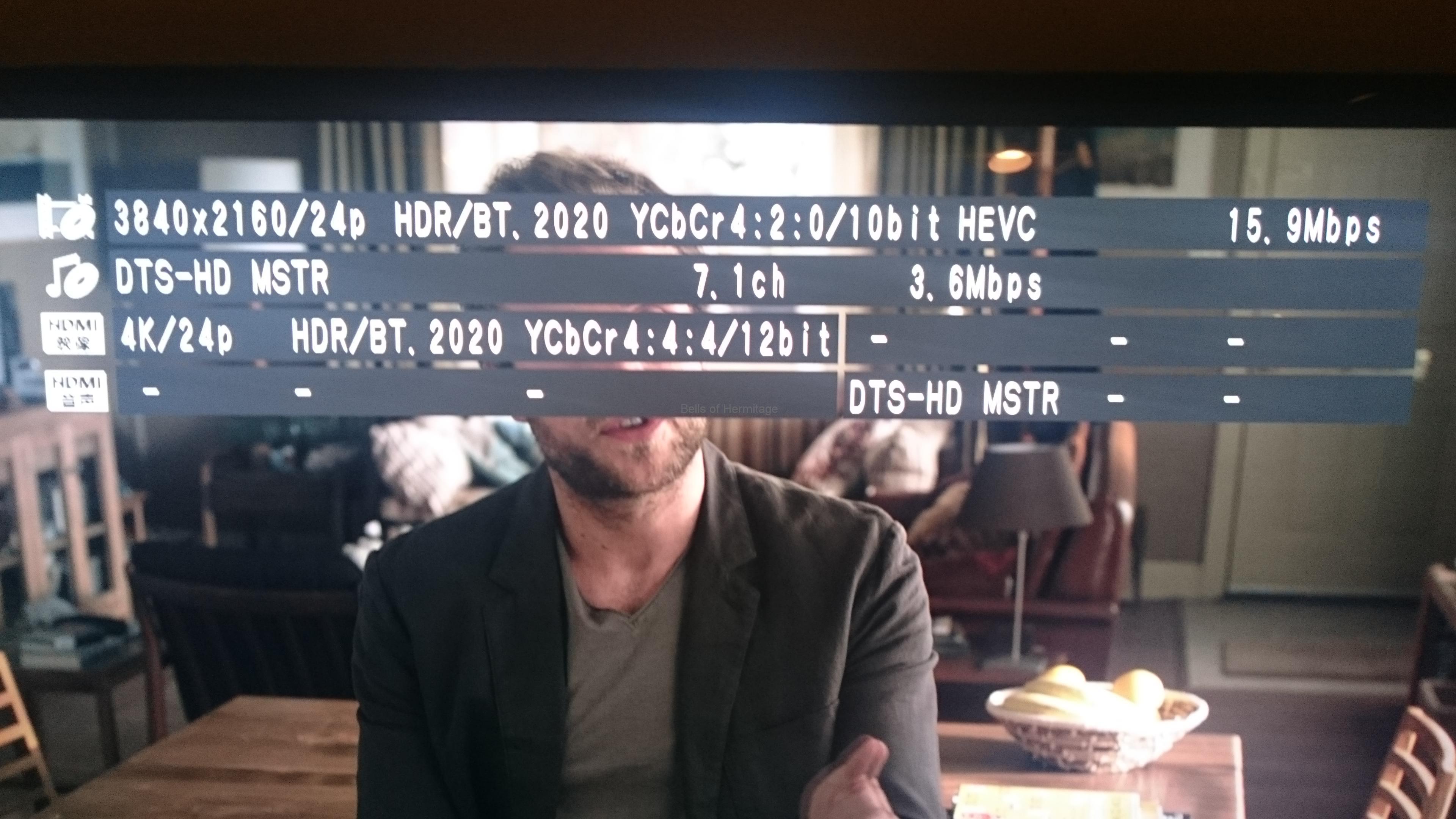 ホームシアター 4K/HDR Panasonic DMP-UB900 Urtra HD Blu-ray 4K Ultra HDソフト DVD Fantasium ライフ・オブ・パイ/トラと漂流した227日 クリード チャンプを継ぐ男