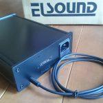 RockDisk for audioの電源をアナログ電源に交換