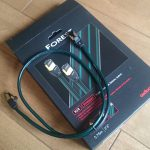 AudioQuestのLANケーブルとノイズストッパーキャップ到着