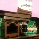 分解したRockdisk for Audioを改造(2)電磁波吸収シートOYAIDE MWA-030S