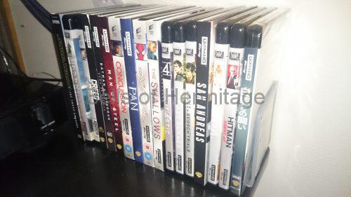 ホームシアター 4K/HDR Panasonic DMP-UB900 Urtra HD Blu-ray 4K Ultra HDソフト DVD Fantasium 海外版