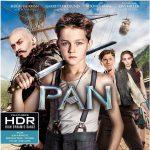 「PAN ネバーランド、夢のはじまり」海外盤4K UHD Blu-ray日本語字幕&音声収録データベース