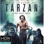 「ターザン:REBORN」海外盤4K UHD Blu-ray日本語字幕&音声収録データベース