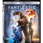 「ファンタスティック・フォー」海外盤4K UHD Blu-ray日本語字幕&音声収録データベース