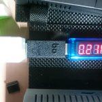 FX-08miniのUSBモバイルバッテリ駆動とAudioQuest Jitterbug