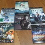 追加購入した4K Urtra HD Blu-rayソフトが到着PartII