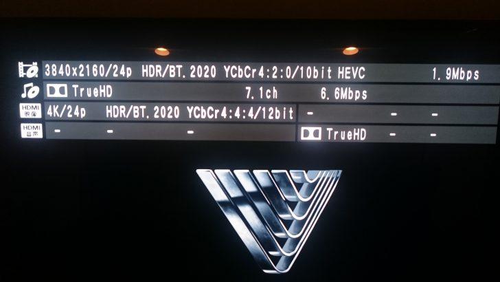 ホームシアター 4K/HDR Panasonic DMP-UB900 Urtra HD Blu-ray 4K Ultra HDソフト DVD Fantasium ハドソン川の奇跡