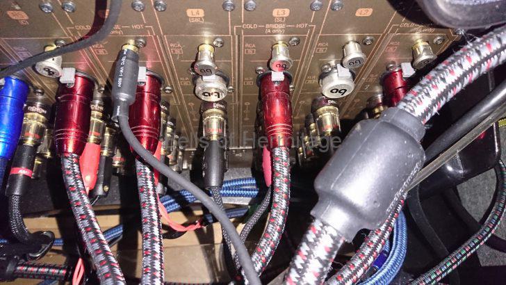 オーディオ:ホームシアター:仮想アース KOJO TECHNOLOGY Force barEP 光城精工 スイッチングハブ Planex FX-08mini レビュー 試聴