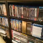 ラック位置を変更(3)ラックも世代交代~Blu-ray→4K UHD Blu-ray~