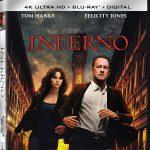 「インフェルノ」海外盤4K UHD Blu-ray日本語字幕&音声収録データベース