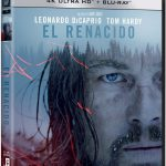 「レヴェナント: 蘇えりし者」海外盤4K UHD Blu-ray日本語字幕&音声収録データベース