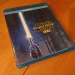 久しぶりに3Dで映画を視聴~スター・ウォーズ フォースの覚醒 3D~