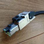 ACOUSTIC REVIVE LANケーブル「LAN-1.0 TripleC」レビュー~LAN周辺をリニューアル~