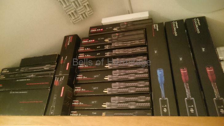 ネットワークオーディオ ACOUSTIC REVIVE LANケーブル LAN-1.0 PC-TripleC リニューアル PC-Triple-C テレガードナー LANターミネーター RLT-1 USBターミネーター RUT-1 レビュー 振動対策