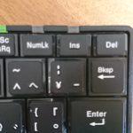 ワイヤレスキーボード サンワサプライ SKB-WL23BKを購入