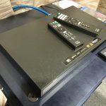 SONY国内初の4K UHD Blu-rayプレーヤー UBP-X800を見てきた