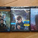 海外盤4K Urtra HD Blu-rayソフトの購入~番外編~