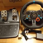 Logitech(logicool) G29 Driving Force Feedback Racing Wheel 輸入品購入