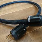 自作電源ケーブルの交換(5)DENON POA-A1HD電源ケーブルの交換