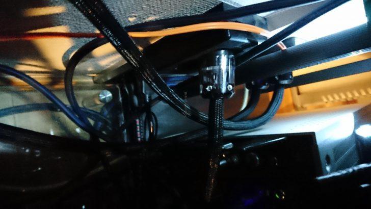 ホームシアター ネットワークオーディオ OYAIDE PEE-F/S2.0 ACOUSTIC REVIVE アコリバ Power Reference 電源ケーブル EE/F-2.6 TripleC PC-TripleC レビュー 比較 試聴