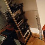 ラックレイアウトの見直し模索(1)ケーブルの機器の試聴をもっと気軽にやりたい