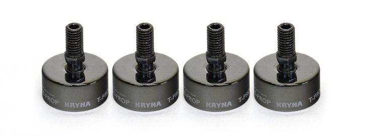 ホームシアター オーディオ ラック インシュレーター KRYNA TPROP 耐荷重 TAOC ラック MSR