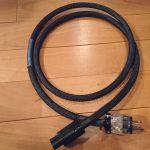 DELA N1Aの電源ケーブルの交換(2)AET HIN AC EVO