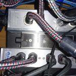 ラックレイアウトの見直し模索(5)電源配線シミュレーション