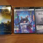 観る暇がないのに海外版UrtraHD Blu-rayソフトを追加購入