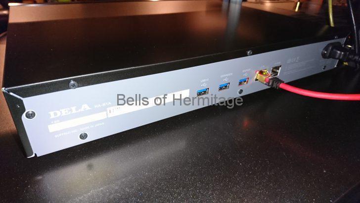 ネットワークオーディオ バッファロー BUFFALO MELCO SYNCRETS INC. メルコシンクレッツ株式会社 NAS ハイレゾ対応デジタルミュージックライブラリ DELA HA-N1AH40 HA-N1AH40/2 モニター募集 応募用件 条件 概要 75000円 申し込み方法 紹介 ユーザーレポート レビュー 開梱 外観 購入 到着 Audioquest NRG-X3 より線 FURUTECH Absolute Power-18 AET HIN AC EVO
