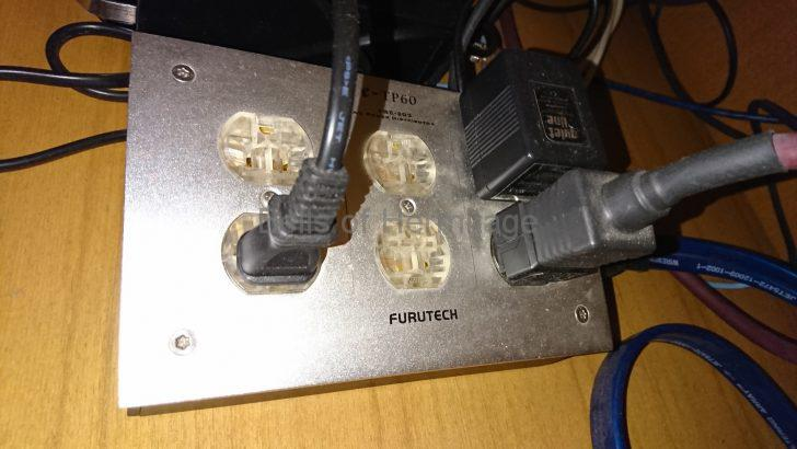 ホームシアター オーディオ フルテック FURUTECH e-TP66 FPX(G) FI-06(G) レビュー 購入 仕様