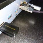 DELA N1Aにノイズフィルターをテスト(2)RUT-1&RLT-1の併用
