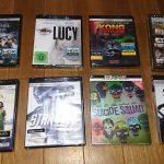 海外版4K Urtra HD Blu-rayソフトを大量発注(1)エイリアン コヴェナントなど9作品