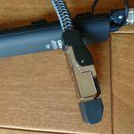 贅沢な逸品をお借りしました(2)AudioQuest Ethernet Diamond