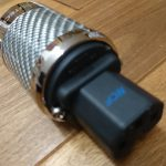 電源ケーブルの単線化(9)電源プラグをFURUTECH FI-50M NCF(R)/FI-50 NCF(R)へ交換