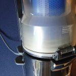 スティック型サイクロン掃除機 Panasonic MC-SU120A-Kを購入(2)使用感、チョット困ったこと
