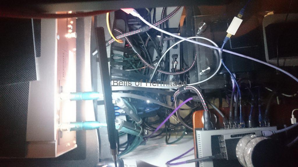 Marantz AV8802A SONY BRAVIA KJ-75X9400C Dolby Atmos DTS:X デモディスク ホームシアター 4K ネットワークオーディオ