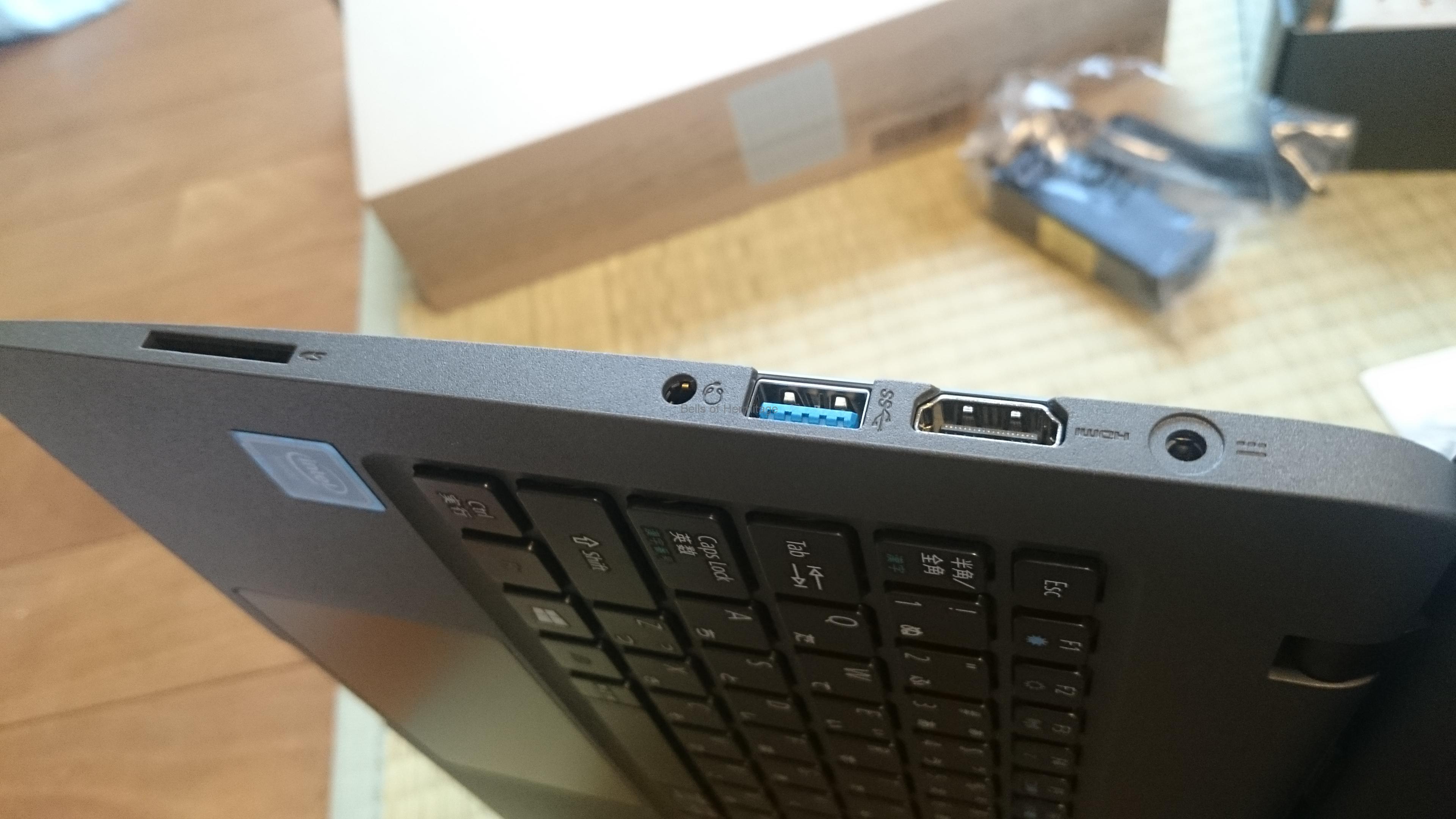 ノートPCにLAN端子とUSB端子を増設したい(1)IODATA US2-HB4ETXの購入