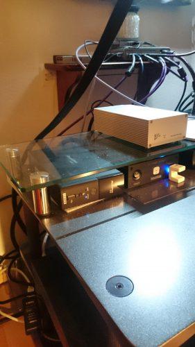 ホームシアター オーディオラック ネットワークオーディオ ナカバヤシ 机上ラック PRK-U01NM TAOC MSシリーズ