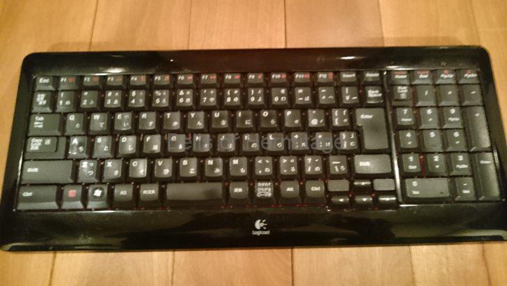 パソコン キーボード ワイヤレス Logicool Unifyling K340 K230 K360r