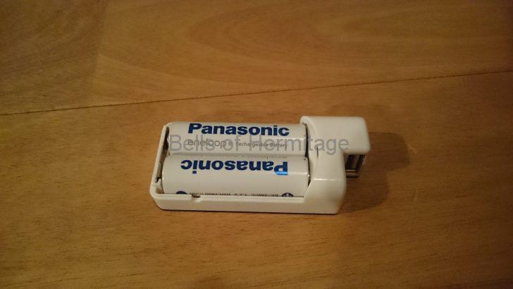 ネットワークオーディオ スイッチングハブ Planex FX-08Mini ルートアール USB簡易電圧・電流チェッカー RT-USBVA2 eneloop