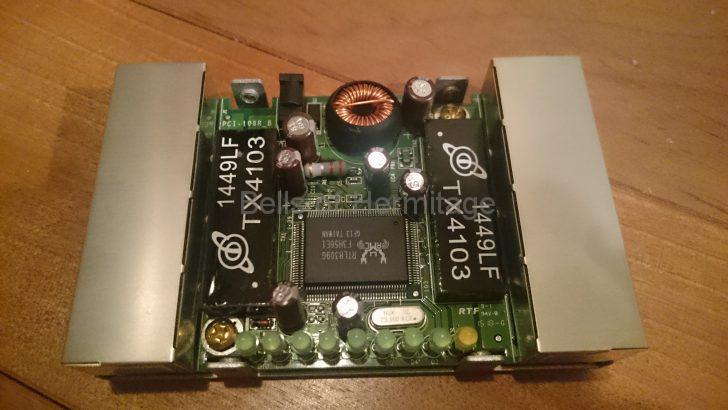 ネットワークオーディオ ギガビット スイッチングハブ Planex FX-08Mini ネジ;非磁性;黄銅 チタン