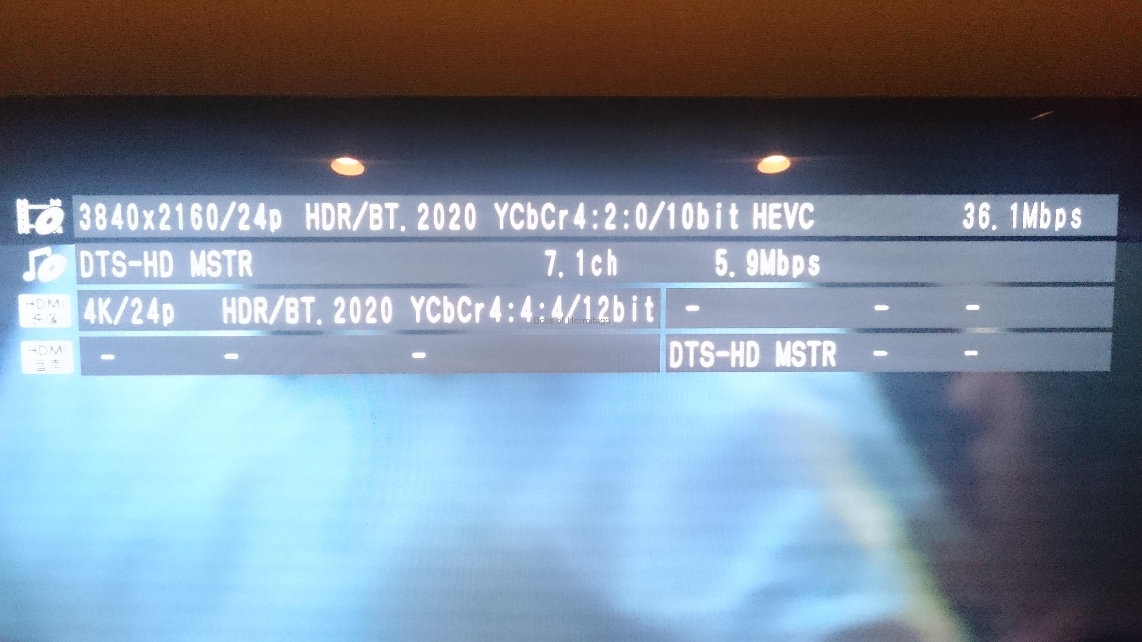 ホームシアター 4K/HDR Panasonic DMP-UB900 Urtra HD Blu-ray 4K Ultra HDソフト DVD Fantasium クリード チャンプを継ぐ男