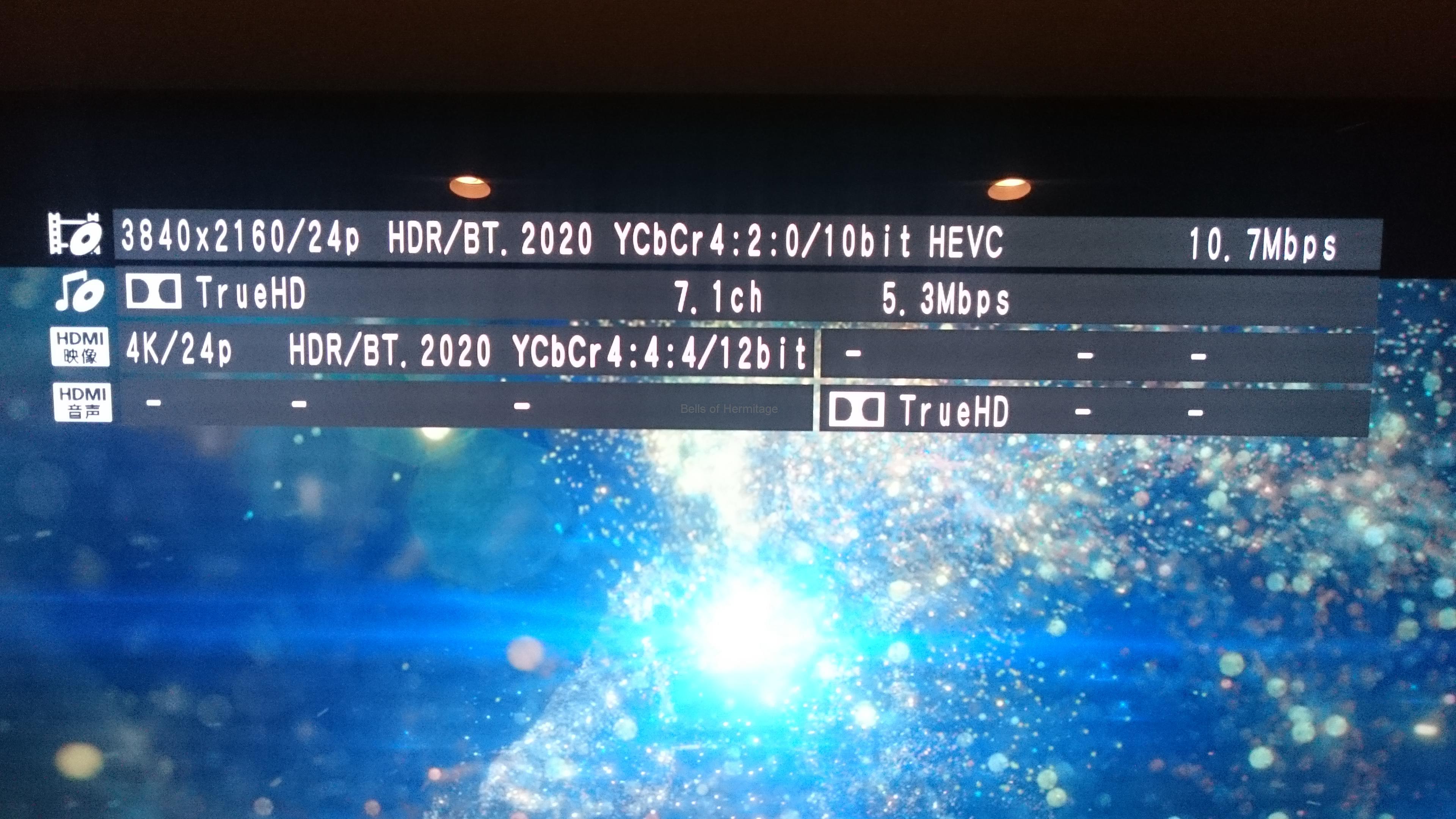 ホームシアター 4K/HDR Panasonic DMP-UB900 Urtra HD Blu-ray 4K Ultra HDソフト DVD Fantasium PAN ネバーランド、夢のはじまり