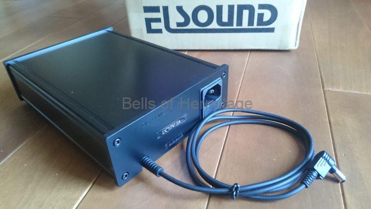ネットワークオーディオ NAS IODATA RockDisk for audio QNAP TS-119 ELSOUND エーワイ電子 アナログ電源 12V 3A サンシャイン D-REN