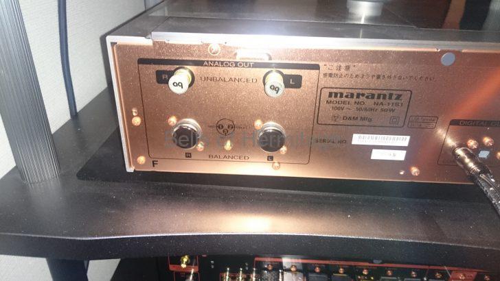 ネットワークオーディオ Planex fx-08mini D-REN サンシャイン Maranaz AV8802A NA11-S1