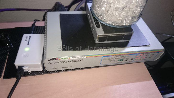ネットワークオーディオ ホームネットワーク LAN 分割 Cisco C841M-4X-JSEC/K9 ギガビット対応 Allied-telesis CentreCOM GS908XL