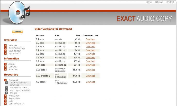 ネットワークオーディオ リッピング Pioneer DVR-XD09J Windows8 認識不良 Power2Go ファームウェア更新:ドライバ競合 EAC インストール 設定