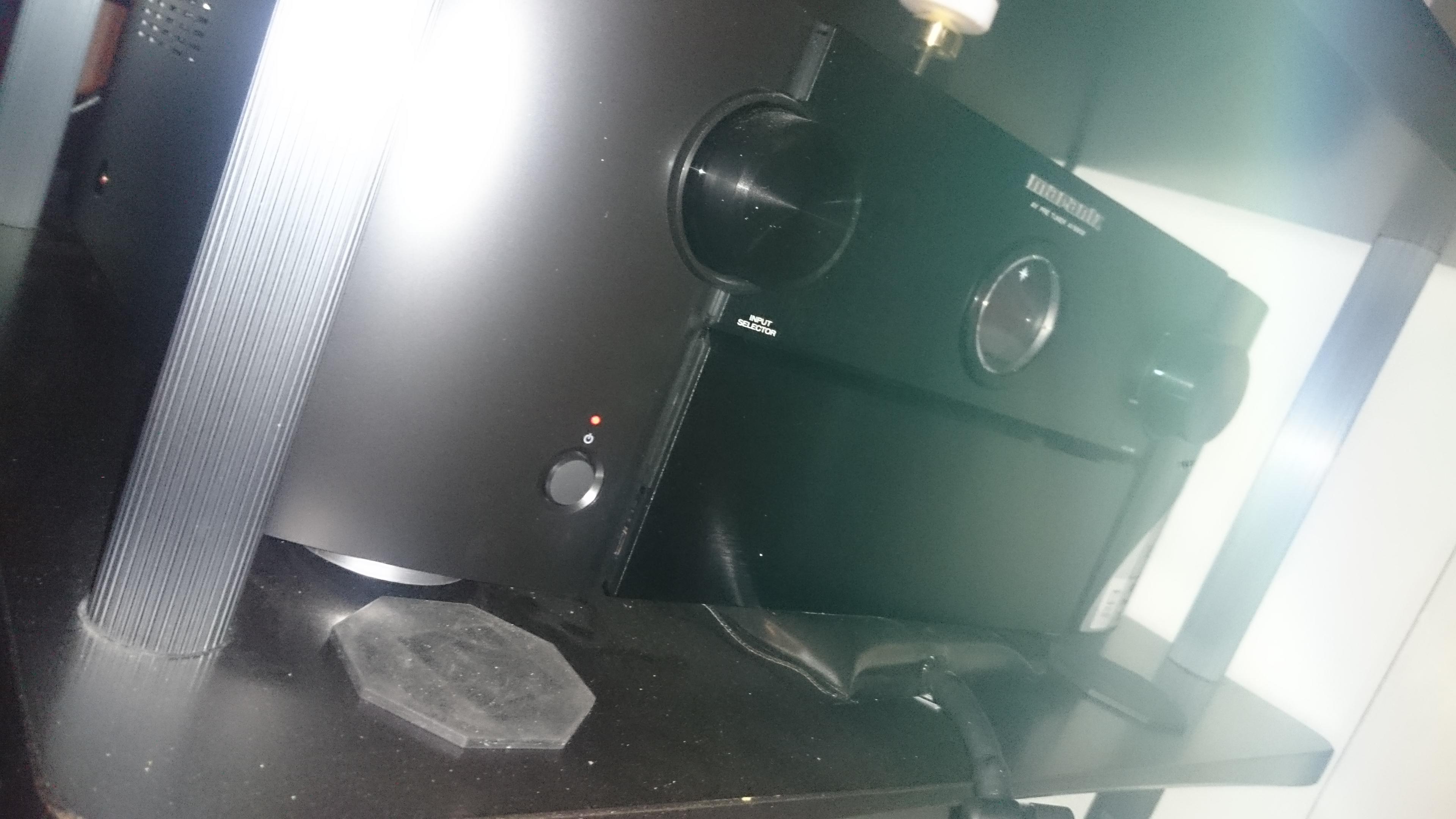 ホームシアター レイアウト変更 ラック スピーカー裏 ソフト SACD DVD Blu-ray 4K CDオートセットアップ 低音過多 強制 調音