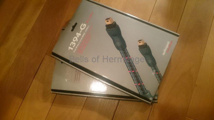 ホームシアター AUDIOQUEST 1394-G SUPRA HDMI-HDMI GE3 TELE-SATEN 死蔵品 処分